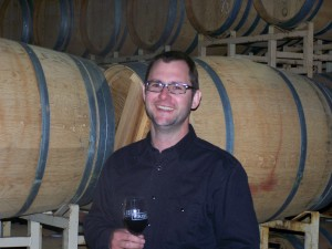 Wine Maker Chris Primus