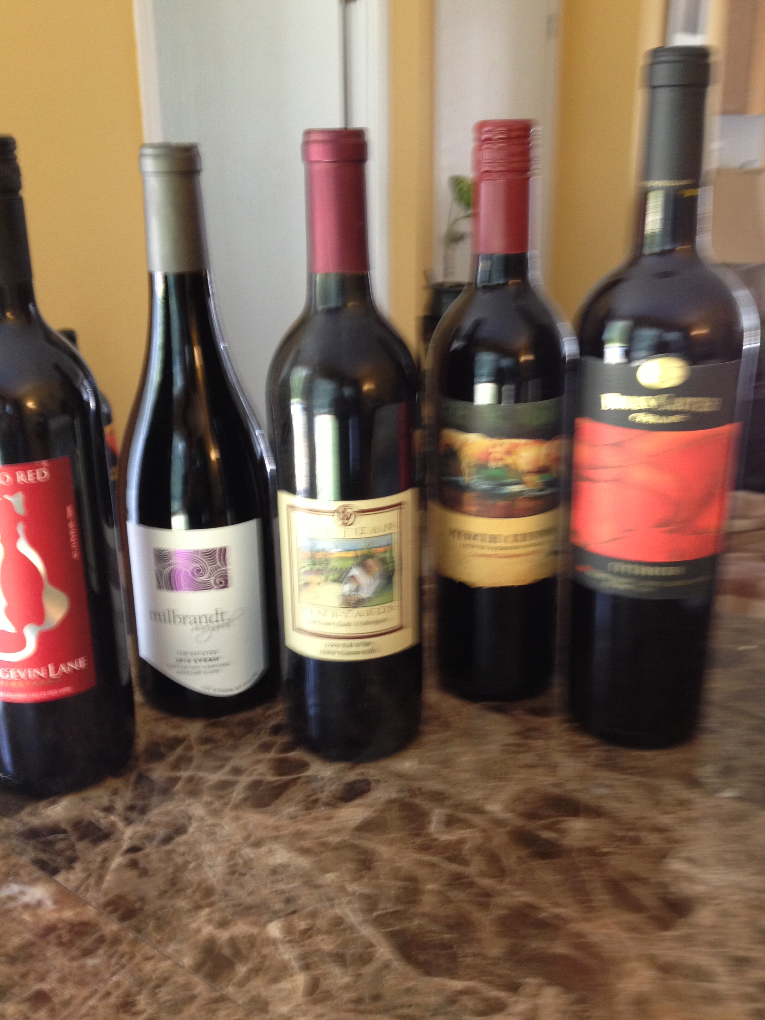 AUGUST IS WASHINGTON WINE MONTH…LET'S CELEBRATE!   Stan The