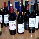 A boatload of wine