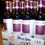 2013 Paso A Paso Tempranillo